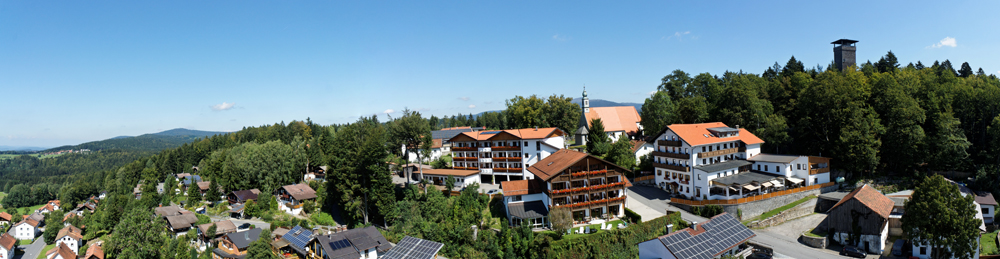 [Translate to English:] Panoramahotel und Berggasthof Grobauer